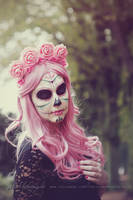 Calavera 2 by Estelle-Photographie