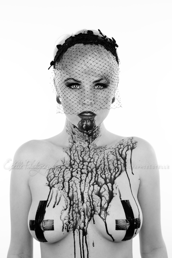 Bloody Beauty 1 by Estelle-Photographie