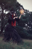 Horned witch 3 by Estelle-Photographie