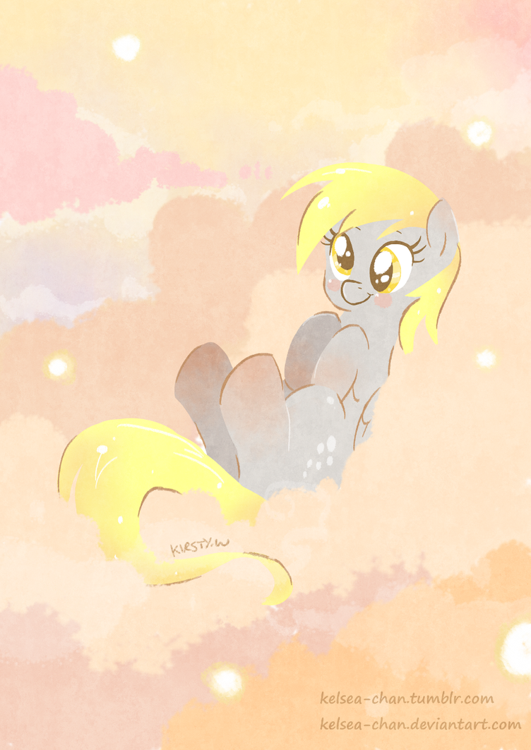 +MLP - It's Nice and Fluffy+ by Kelsea-Chan