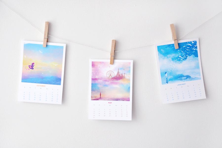 Self Made Calendar Photo : Self made calendars life by sugarmints on deviantart