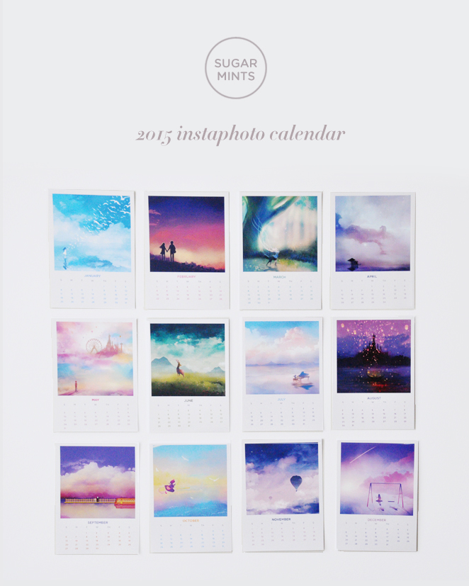Calendar Self Made : Self made calendars life by sugarmints on deviantart
