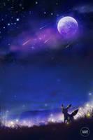 nightfall. by sugarmints