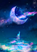 moon river.