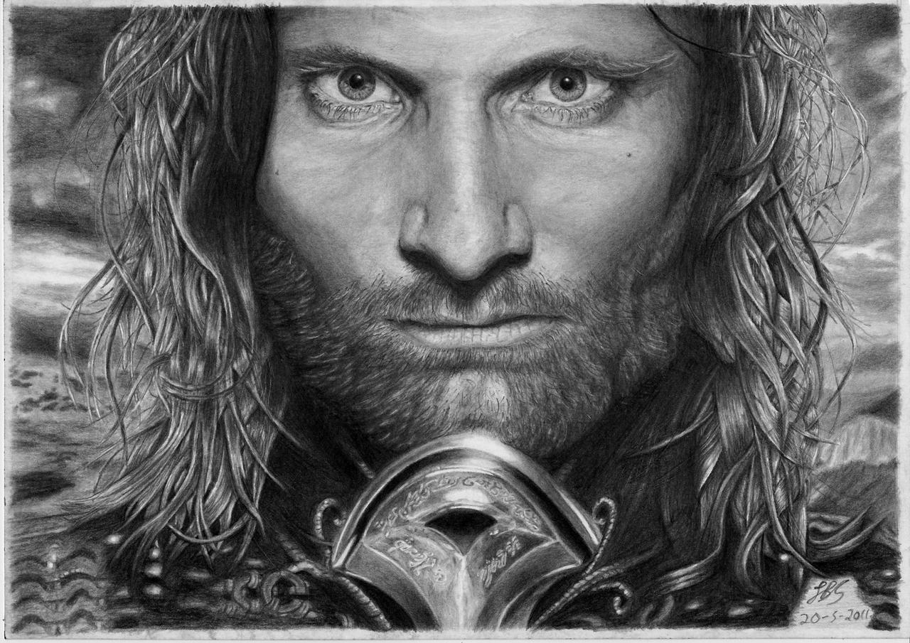Aragorn Graphite by Kalgoras