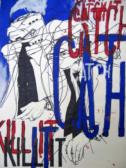 CATCH IT KILL IT by Tick-Tock-BANG