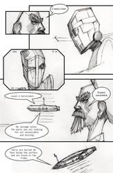 Page 3 of I KILL Robots by kurteinhaus