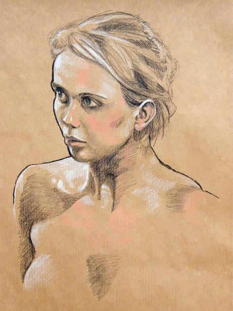 Portrait - Becca