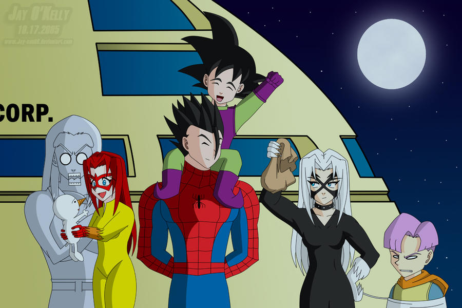 dbz halloween 05 by jayqc80