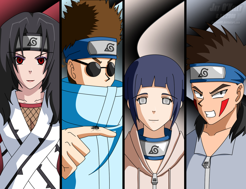 List of Synonyms and Antonyms of the Word: team 8 naruto