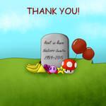 Thanks Satoru Iwata!