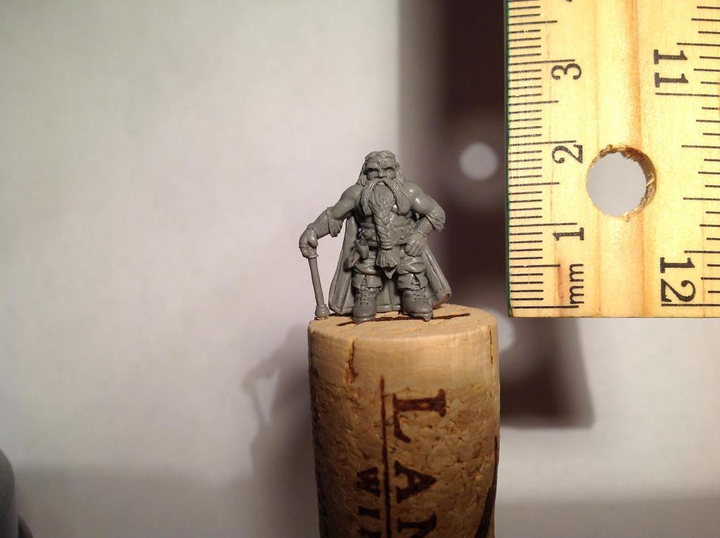 Dwarf 20mm by superhippieman