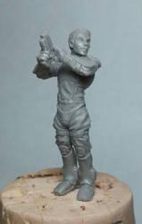 Sci-fi officer