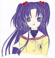 Clannad: Kotomi Ichinose 1 by tenja89
