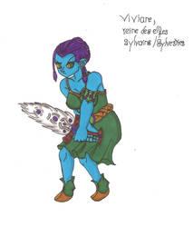 Viviane Couleurs by Yrisse
