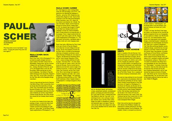 Graphic Design Magazine By Avantgardedesigns On Deviantart