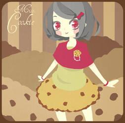 Miss Cookie by rumpleteazercat03