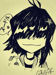 Noodle Doodle by rumpleteazercat03