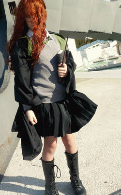 Cosplay - Laura Redwood 3