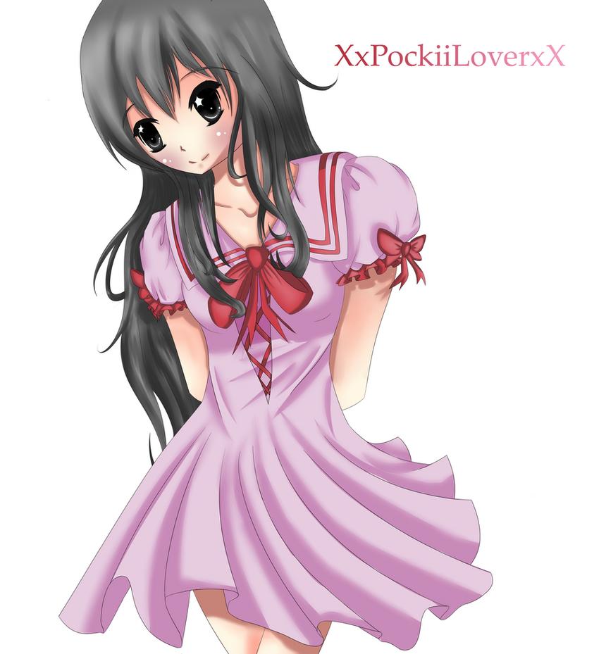 Adorable OC by XxPockiiLoverxX