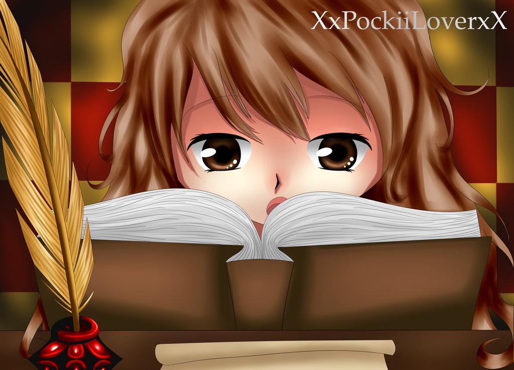 Hermione Granger by XxPockiiLoverxX