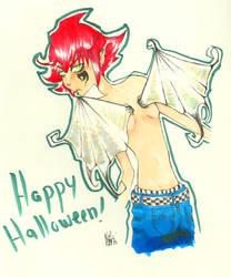 Happy Halloween by Itsuxmasa