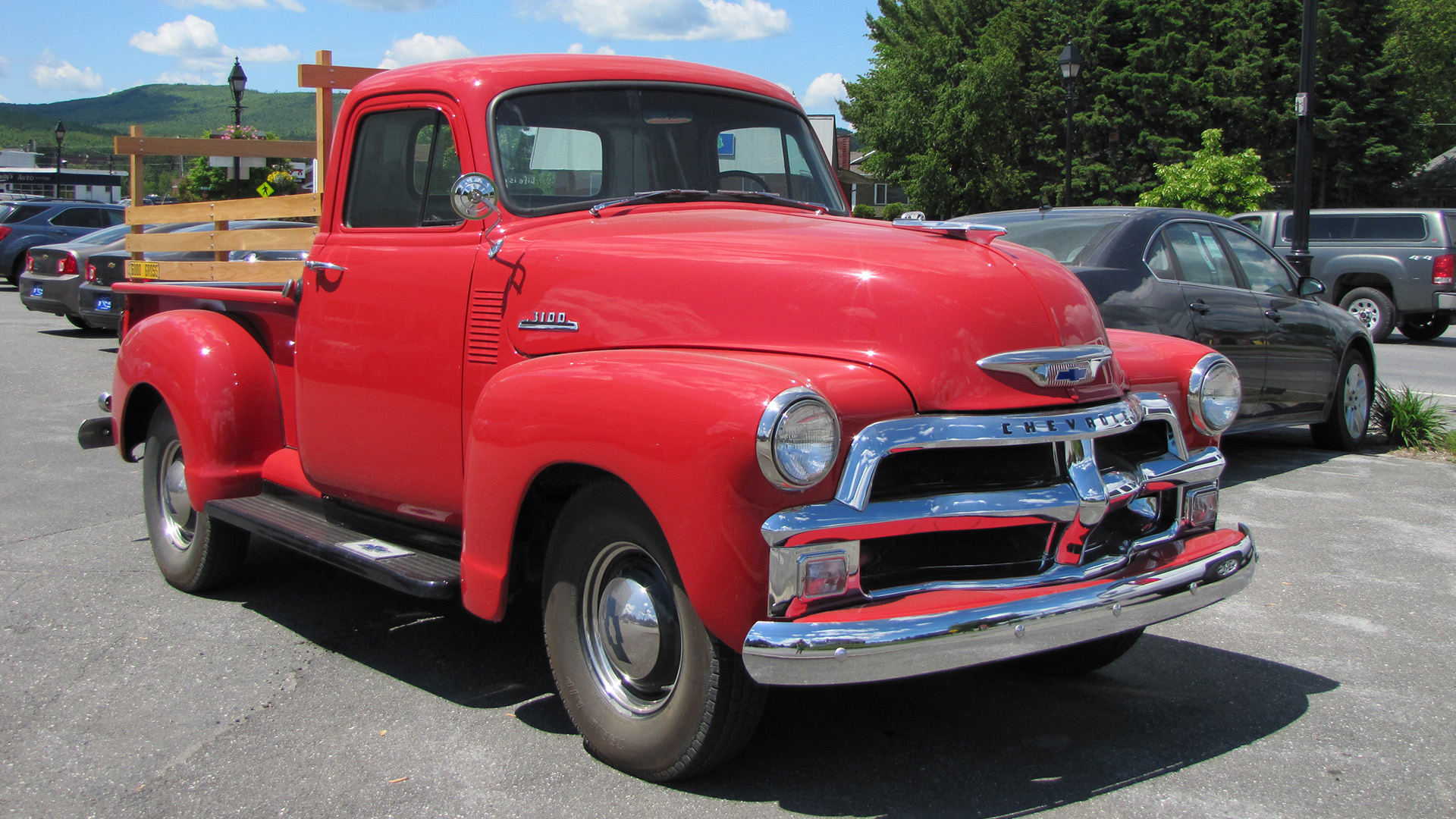 1950s Chevy Trucks Wallpaper - Viewing Gallery