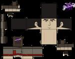Cubeecraft Mako Avatar The Legend of Korra