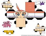 Cubeecraft of Princess Tutu Part 1