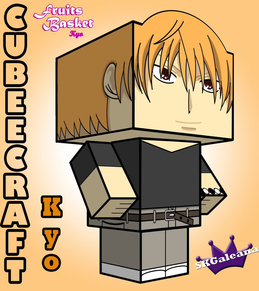 Fruits Basket Where To Watch: Fruits Basket Kyo 3D By SKGaleana On DeviantArt
