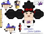 Disney's Princess Snow White Part 1 cubeecraft