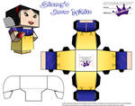 Disney's Princess Snow White Part 2 cubeecraft
