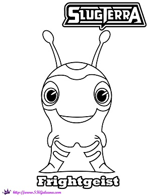 slugterra coloring pages transformation quotes - photo#24