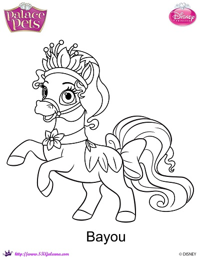 bayou coloring pages - photo#1