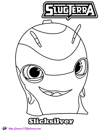 Slicksilver coloring page by SKGaleana by SKGaleana on DeviantArt