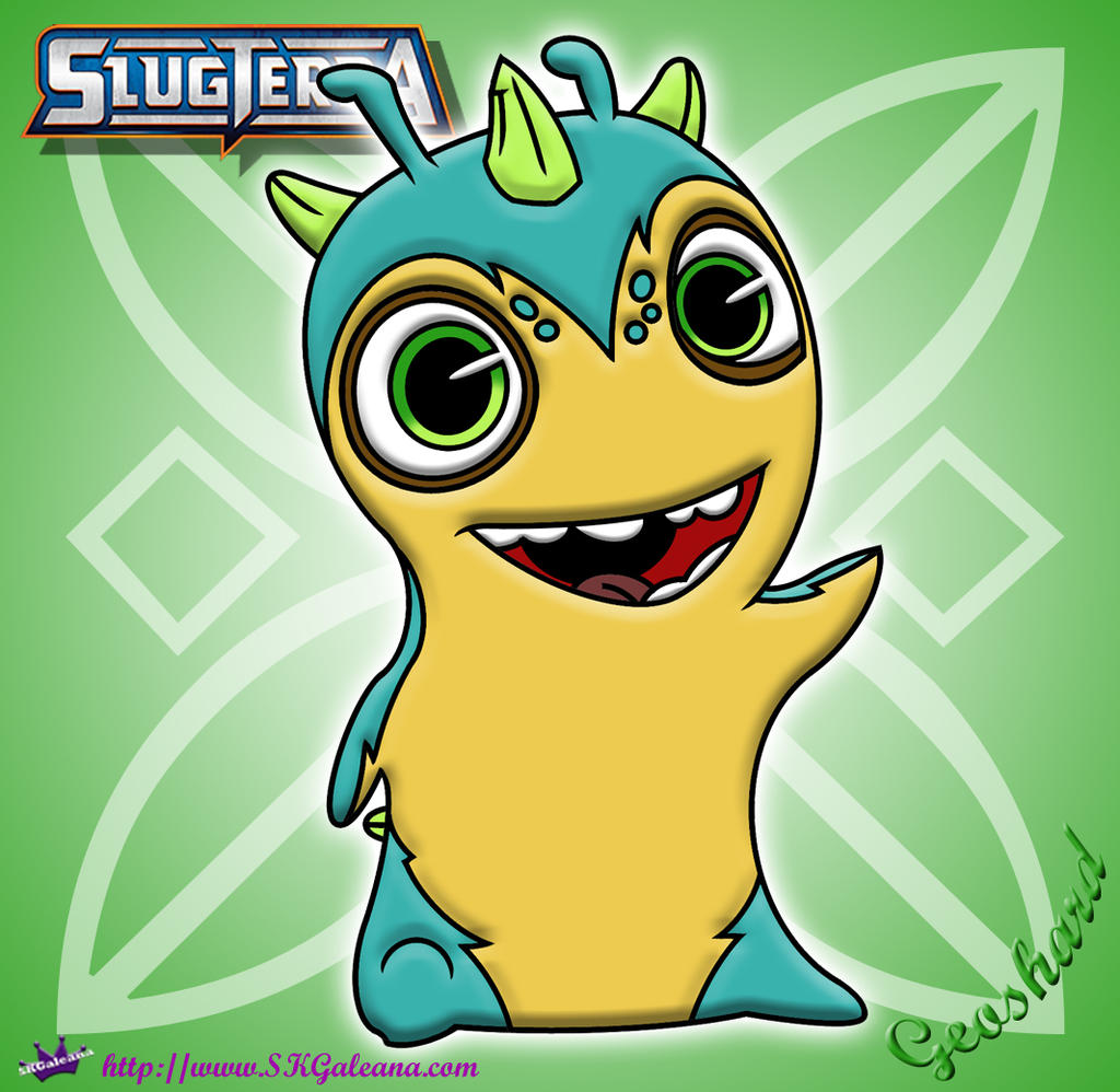 Round 7 Answer To Name That Slug From Slugterra By