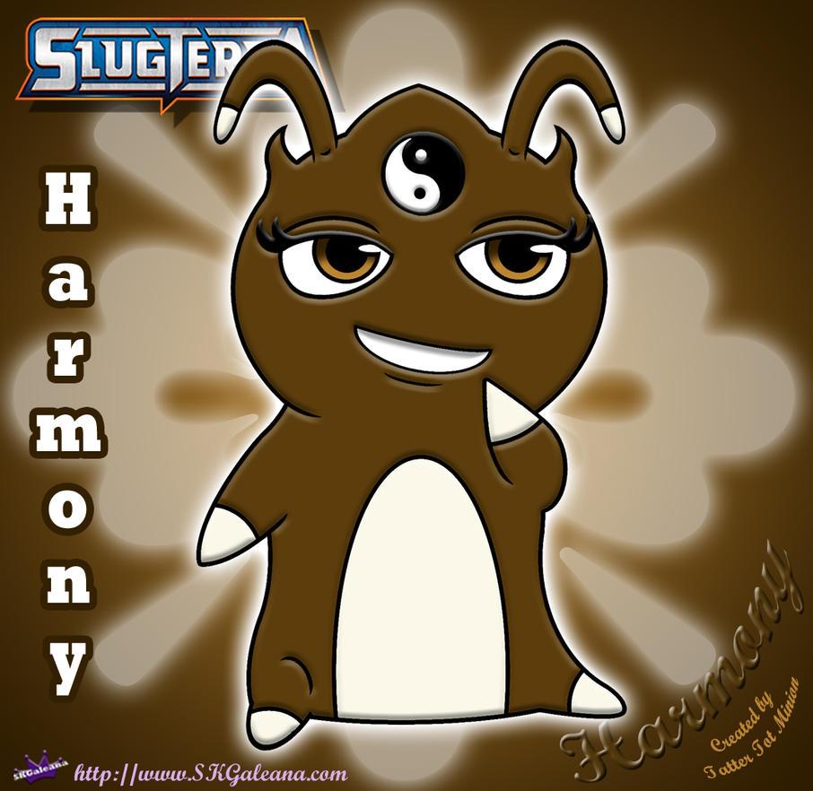 Harmony created by TatterTotMinion SKGaleana by SKGaleana