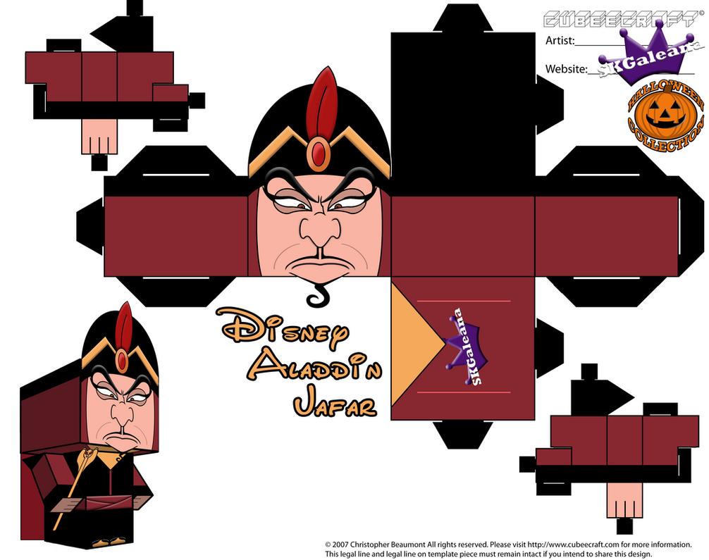 Disney Aladdin Jafar part 1 by SKGaleana by SKGaleana
