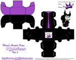 Maleficent Cubeecraft Part 2 by SKGaleana