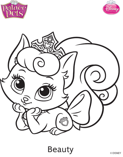 skgaleana 2 0 princess palace pets beauty coloring page by skgaleana