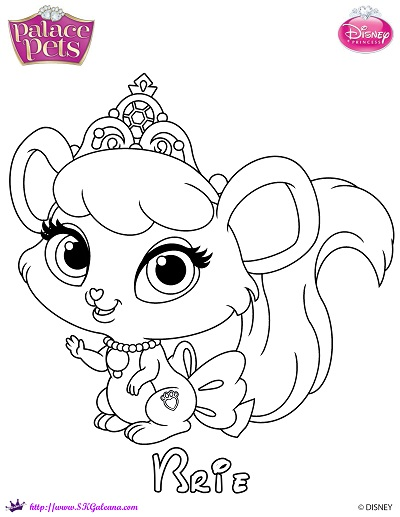 skgaleana 2 0 princess palace pets brie coloring page by skgaleana