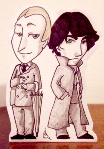 C: Holmeses by Karijn-s-Basement