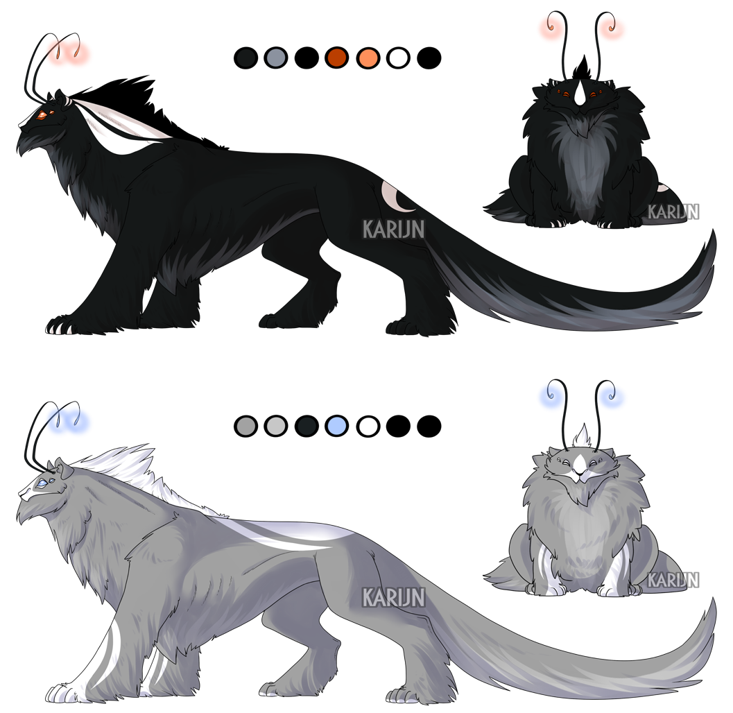 Aurganti Adoptables Auction - CLOSED by Karijn-s-Basement