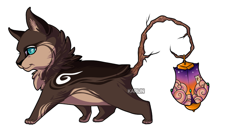 Lantern Munchkin Adoptable Auction 2 - CLOSED by Karijn-s-Basement