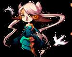 Ram Princess Adoptable - CLOSED by Karijn-s-Basement