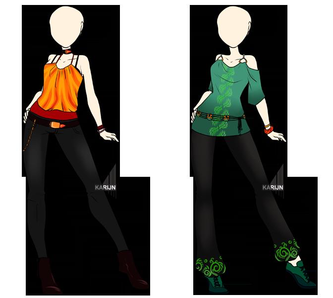 custom fashion 2 by karijn s basement on deviantart