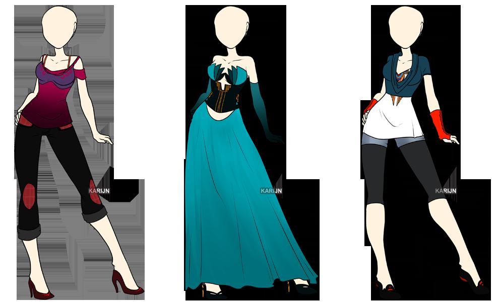 Custom Fashion 5 by Karijn-s-Basement