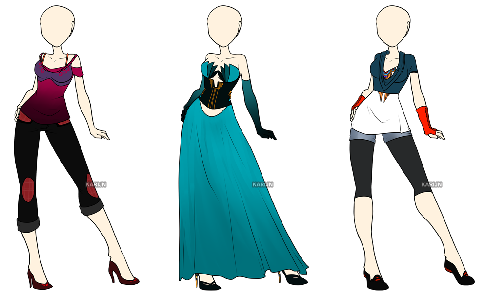 custom fashion 5 by karijn s basement on deviantart