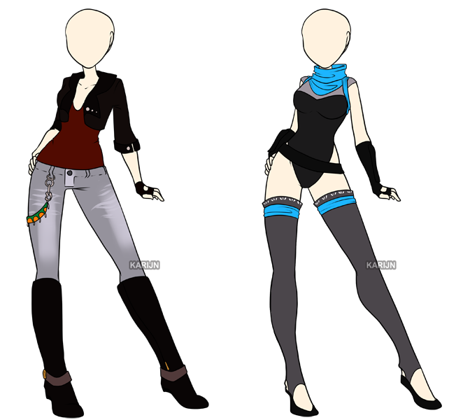 Custom Fashion 6 by Karijn-s-Basement