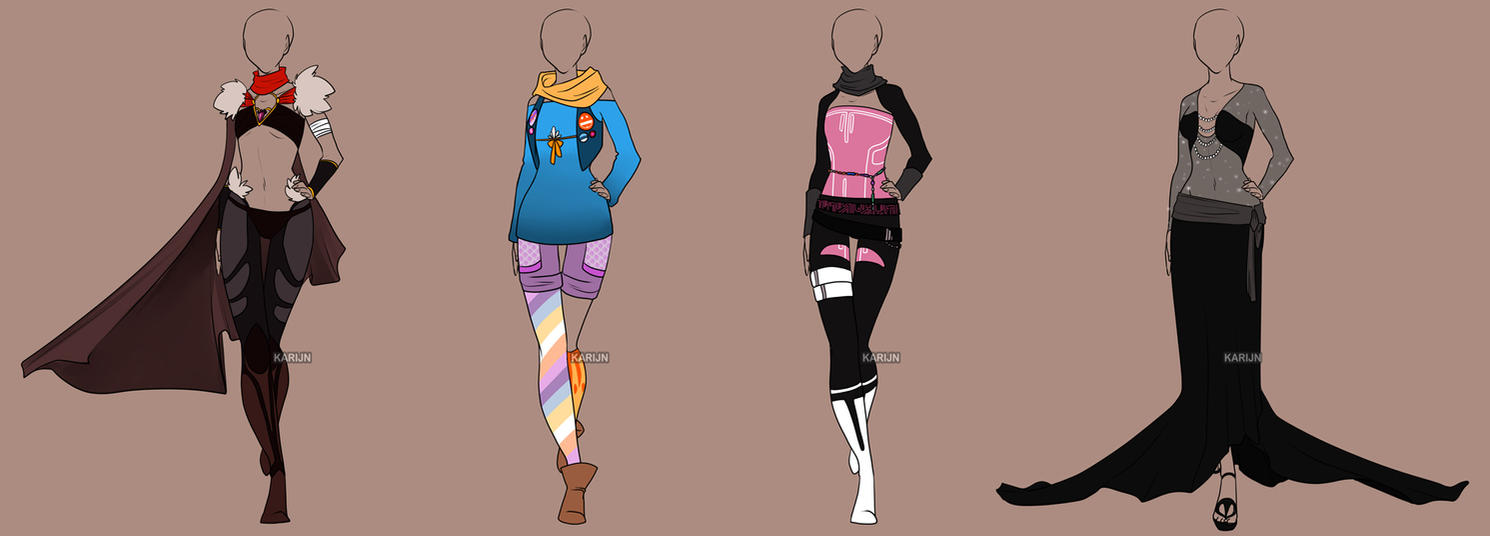 custom fashion 15 by karijn s basement on deviantart